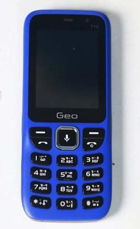 Geo T19i Flash File