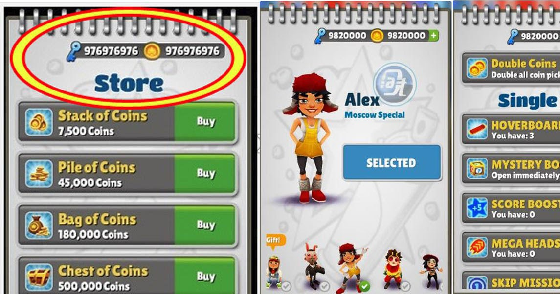 about subway surfers hack online tool