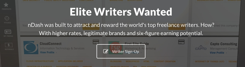 elite writers wanted