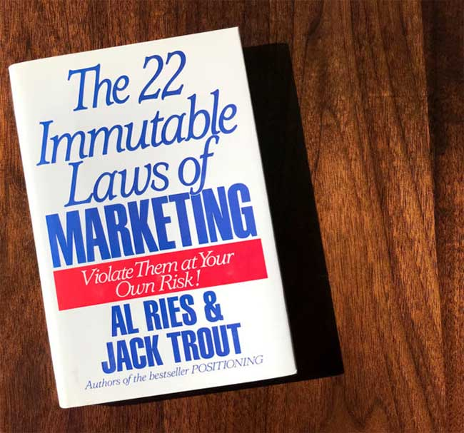 The 22 Immutable Laws of Marketing by Al Ries _ Jack Trout