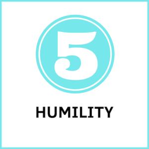Entrepreneurial Mindset Characteristic_ Humility