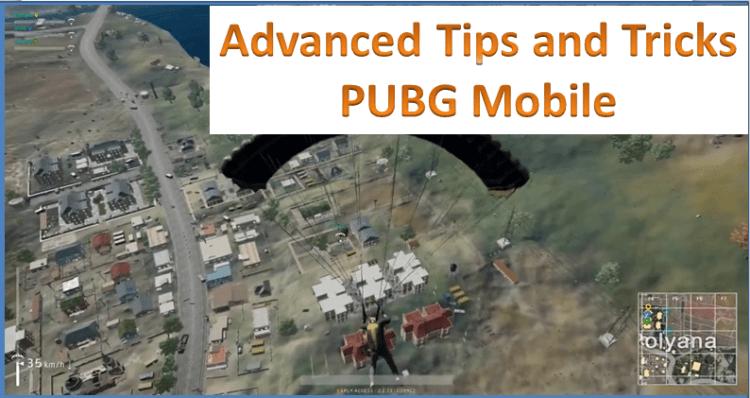 pubg mobile advanced tips