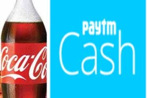 Free Paytm Cash on Coke and Sprite