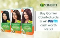 Paytm Garnier Offer