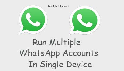dual whatsapp in one android phone