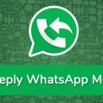 How to Auto Reply Message in WhatsApp Easily using GB