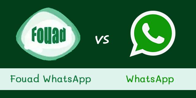 fouad whatsapp vs whatsapp