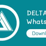 Delta GB WhatsApp v3.7.2 Latest 2021 APK Download (Update)