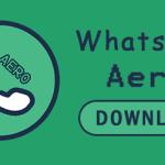 WhatsApp Aero Download v8.86 APK Latest Version (WA Aero)