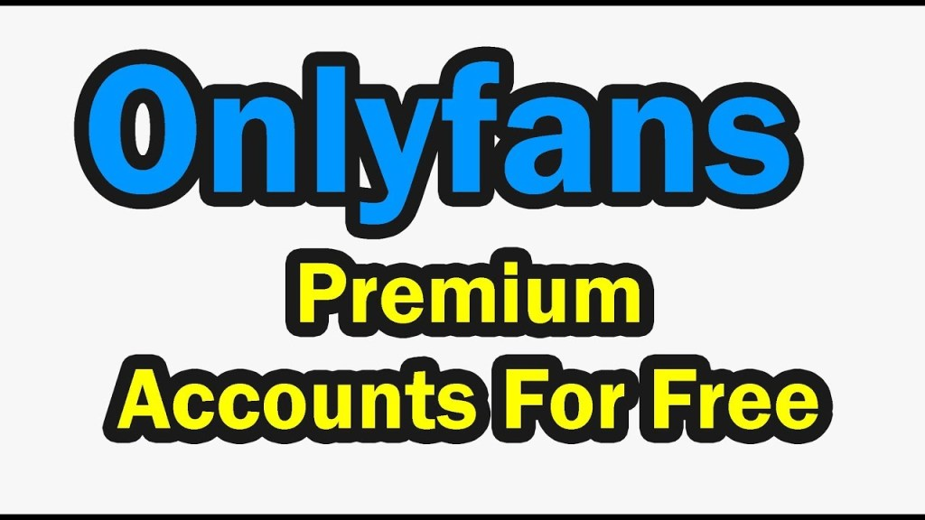 ONLYFANS HACK – How to Cheat premium account for free 2019