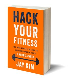 Hack Your fitness Jay Kim