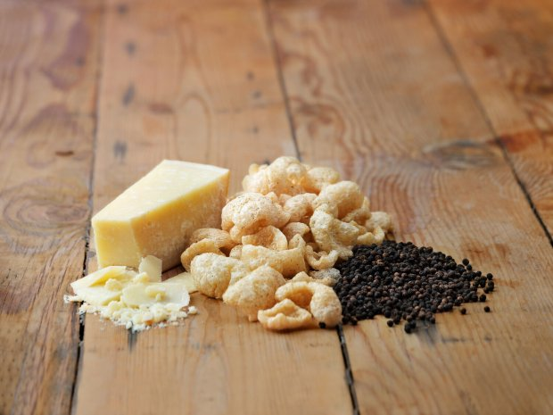 Pork rinds and Parmesan cheese: Foods that increase butyrate in the gut