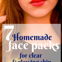 7 Homemade face packs for clear and glowing skin