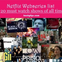 20 Netflix TV Shows You Should Watch: All Time Hits