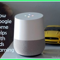 How Google assistant helps with Kids learning