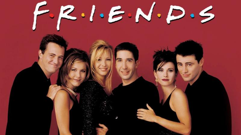 Image result for Friends series