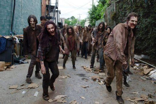 Walking dead on Netflix