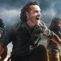 Zombies Parade| The Walking Dead gives you heebie Jeebies