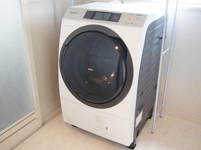黒カビだらけの洗濯機よ、さようなら