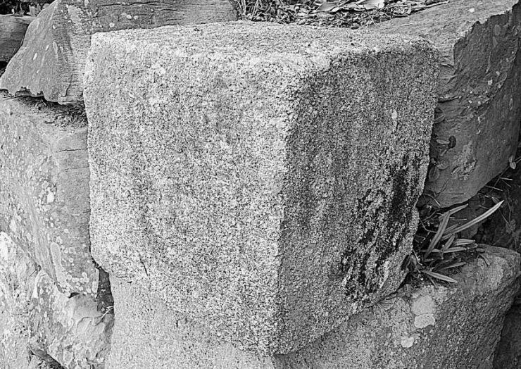 fukuoka catsle 石垣