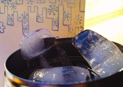 氷とつらら