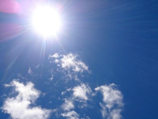 シミの原因は紫外線