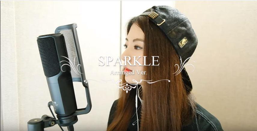اغنية sparkle من فيلم kimi no nawa مترجمة للعربية بصوت راون ليي