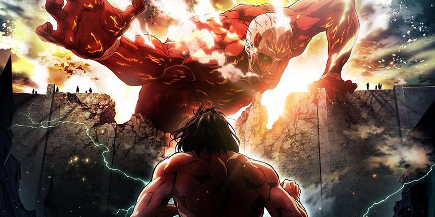 مراجعة – Attack on titan Season 2 الموسم الثاني من هجوم العمالقة