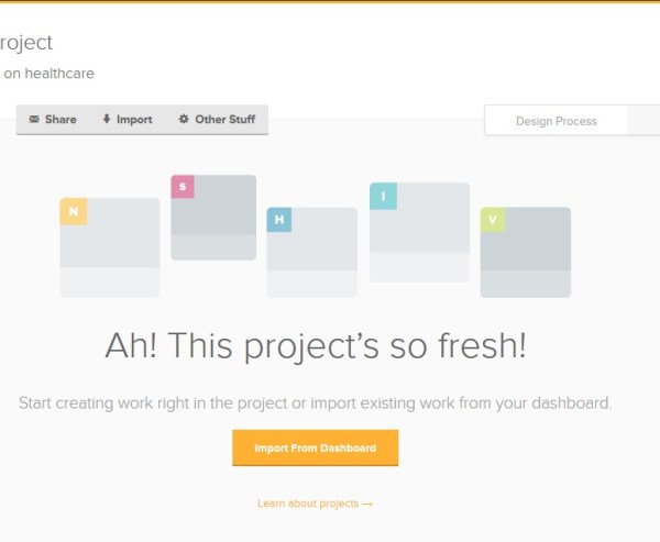 fresh-project