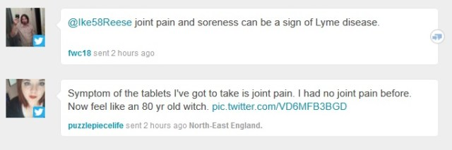 joint-pain-tweets