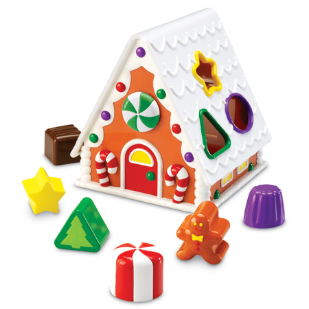 Smartsnacks shape sorter