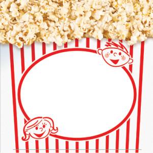 popcorn bulletin board