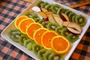 fruit combinatorics