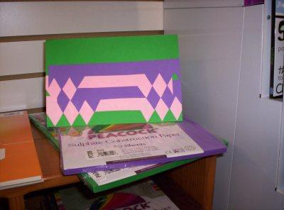 Osage ribbon work project
