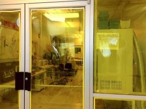 HIDEC clean room