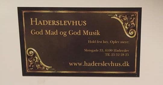 Arrangementer på HaderslevHus