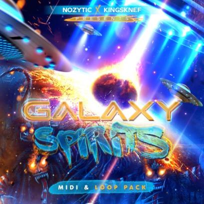 Galaxy Spirits (Midi & Loop Pack)