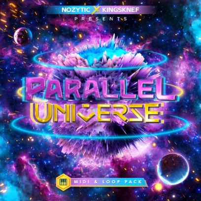 Parallel Universe (Midi & Loop Pack)