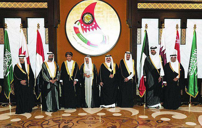 زعماء دول مجلس التعاون الخليجي