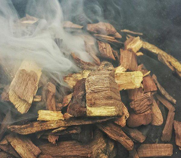 Smoked Cooking Method