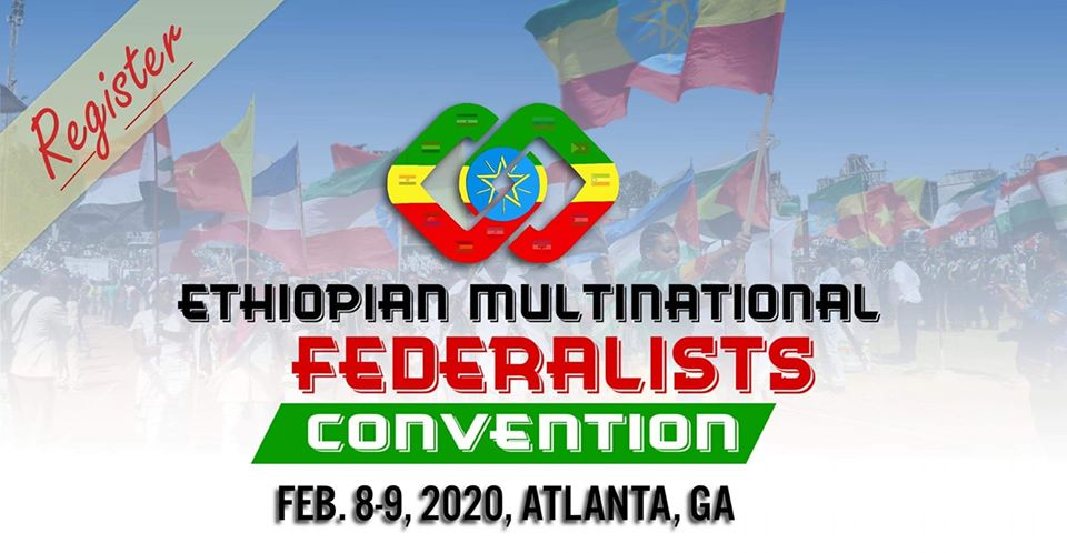 2020 Ethiopian Multinational Federalist Forces Convention