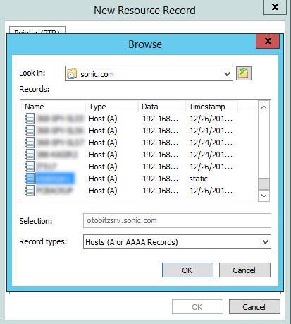 NSLOOKUP Default Server UnKnown