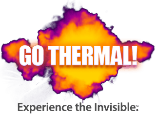 Go Thermal! Talk with us about high-speed infrared imaging solutions. Experience the Invisible.™