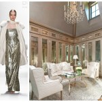 Red Carpet Worthy Elegant Dressing Room Design Duets