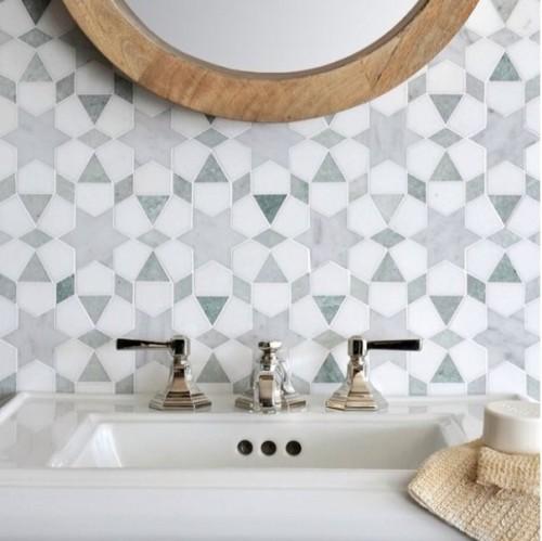 showstopping bathroom tiles hadley