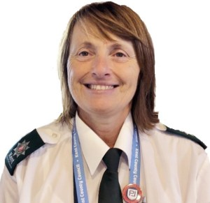 Community Warden - Sandra Edmonds