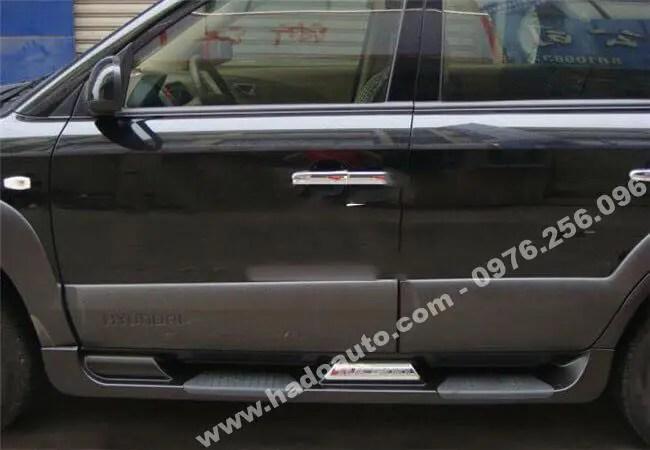 Bậc lên xuống Hyundai Santafe 2007-2012