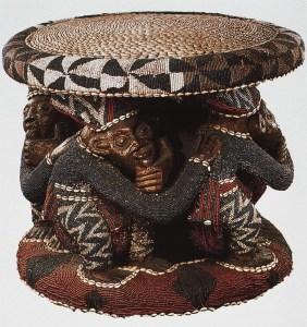 Njoya, Throne - Early 20th Century, Cameroon