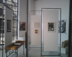 Inside the Aswoon Gallery (Photo by Tracy Spencer)
