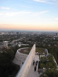 View From The Getty (Photo by Cynthia Brenwall)